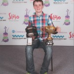 Colm Browne u15 All Ireland Concertina champion 2015 Sligo