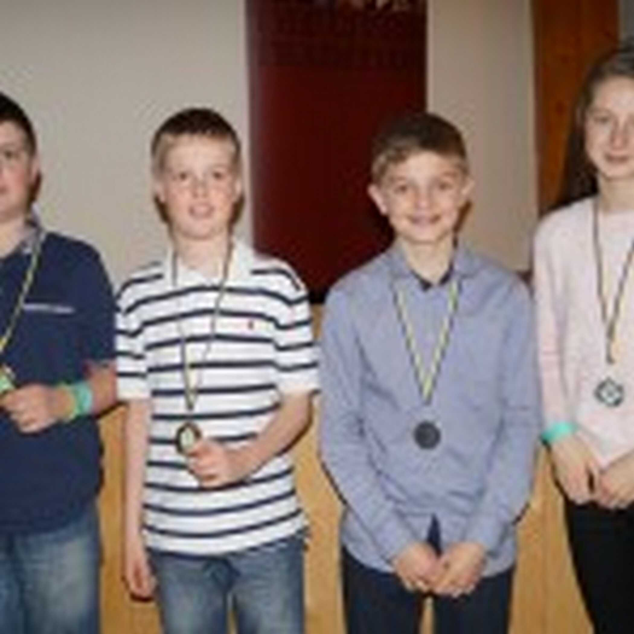 Inis Cathaigh Winners